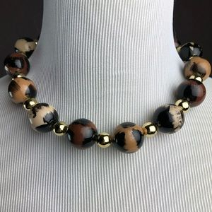 Beaded Vintage Necklace